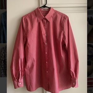 Foxcroft Wrinkle Free button down